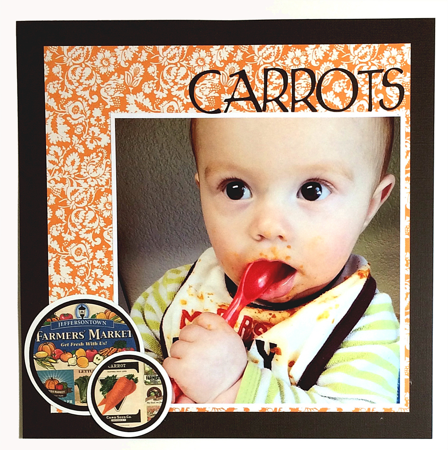 Carrots - after