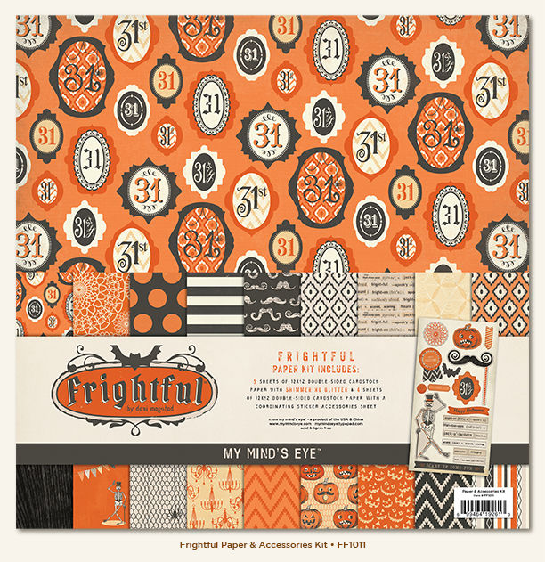 halloween layout 7