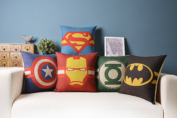 QingsShop pillows are SUPER!