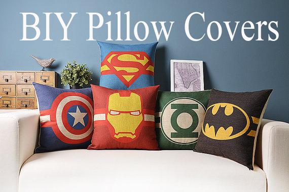 pillow title