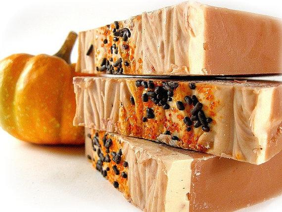 LippencottSoapCo Pumpkin Soap