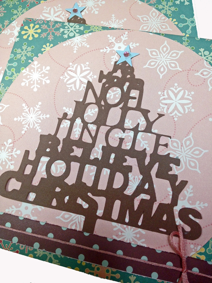 Bella Stitchery Christmas Card Giveaway