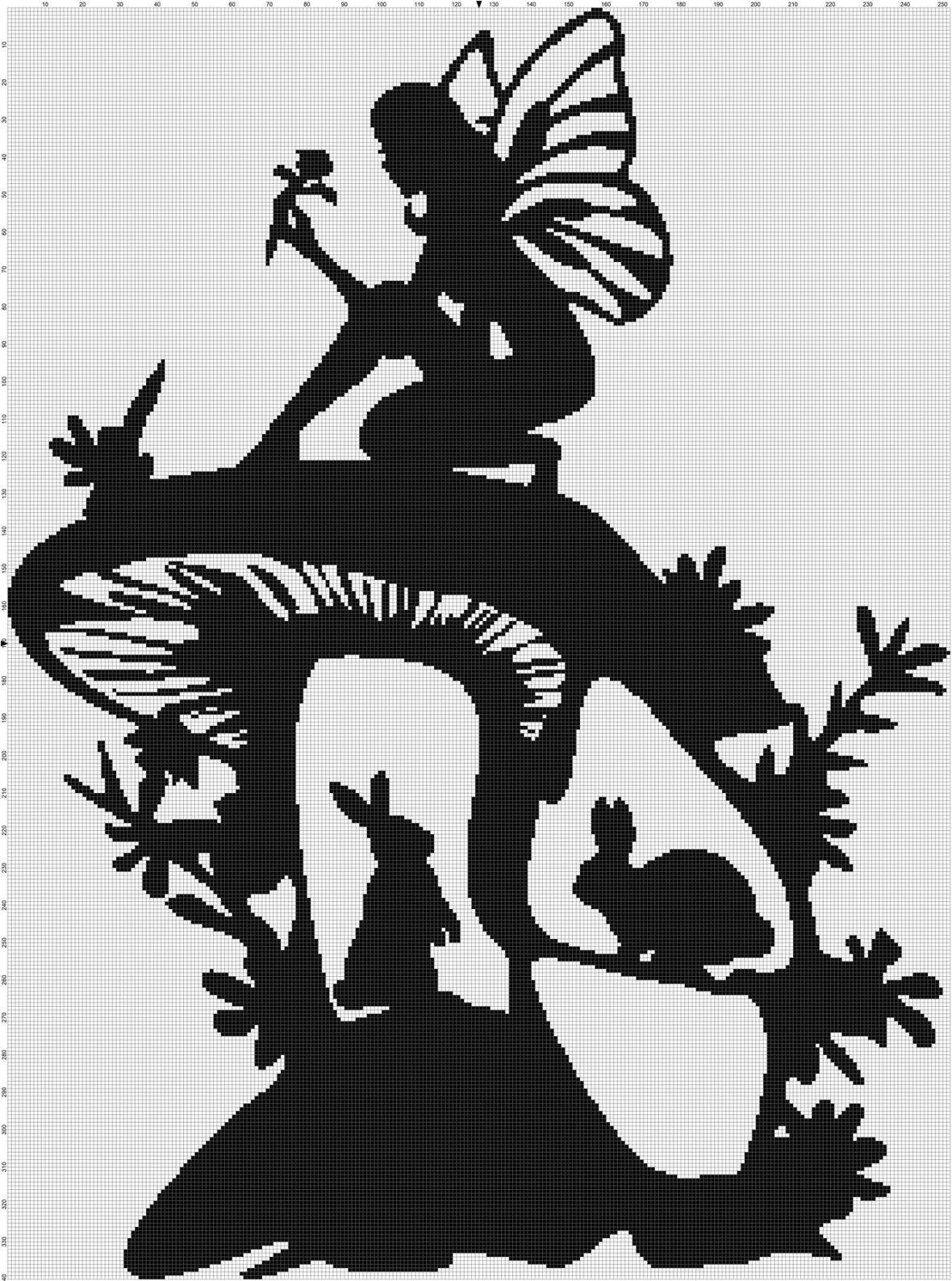 rsz_fairy_and_bunnies_silhouette